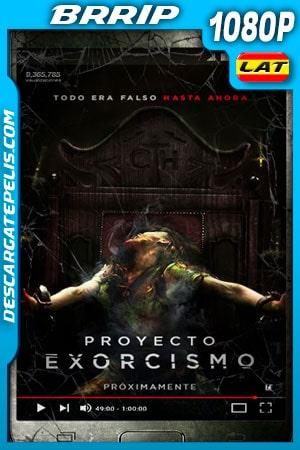 Proyecto Exorcismo (2019) 1080p BRRip Latino