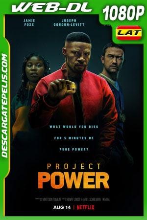 Proyecto Power (2020) 1080p WEB-DL Latino – Ingles