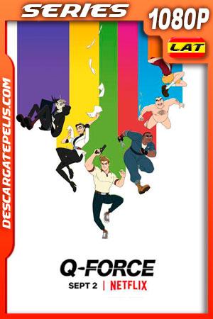 Q-Force (2021) Temporada 1 1080p WEB-DL Latino