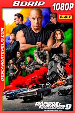 Rápidos y furiosos 9 (2021) 1080p BDRip Latino