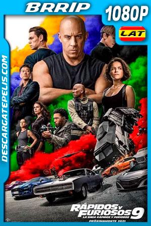 Rápidos y furiosos 9 (2021) 1080p BRrip Latino
