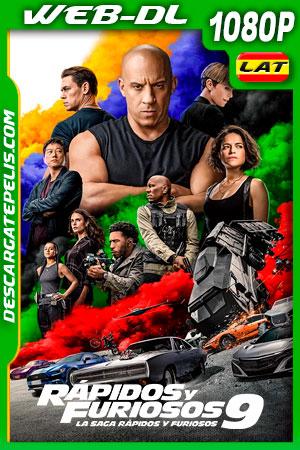 Rápidos y furiosos 9 (2021) 1080p WEB-DL AMZN Latino