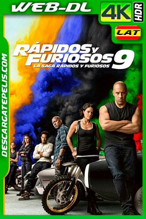 Rápidos y furiosos 9 (2021) 4k WEB-DL HDR Latino