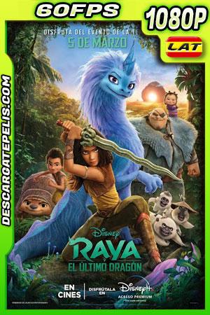 Raya y el último dragón (2021) 1080p 60FPS WEB-DL Latino