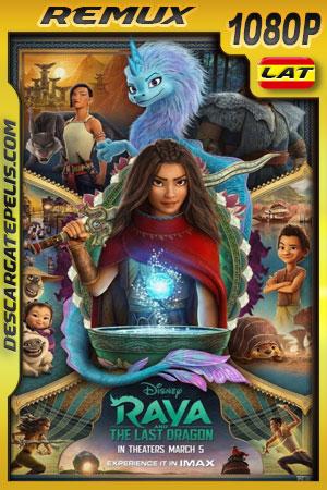 Raya y El Último Dragón (2021) 1080p Remux Latino