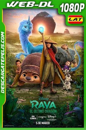 Raya y el último dragón V2 (2021) 1080p WEB-DL Latino