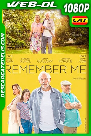 Remember Me (2019) 1080p WEB-DL Latino