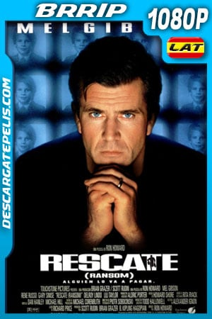 Rescate (1996) 1080p BRrip Latino – Ingles