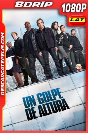 Robo En Las Alturas (2011) 1080P BDRIP Latino – Ingles