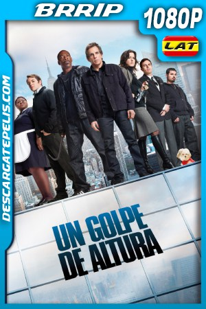 Robo En Las Alturas (2011) 1080P BRRIP Latino – Ingles