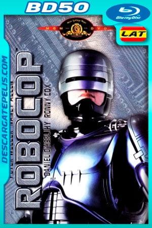 Robocop (1987) 1080p BD50 Latino – Ingles