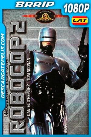 Robocop 2 (1990) 1080p BRRip Latino – Ingles