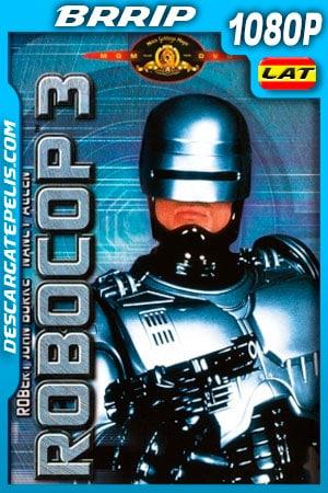Robocop 3 (1993) 1080p BRRip Latino – Ingles