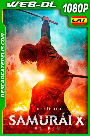 Samurái X: El fin (2021) 1080p WEB-DL Latino