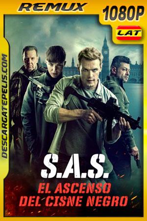 SAS: El ascenso del Cisne Negro (2021) 1080p Remux Latino