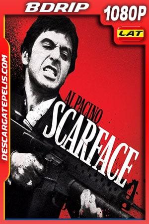 Scarface (1983) 1080p BDrip Latino – Ingles