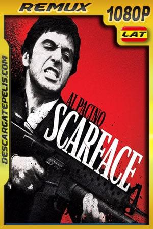 Scarface (1983) 1080p BDRemux Latino – Ingles