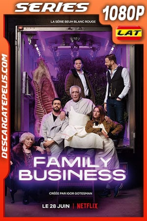 Family Business (2019) Temporada 1 1080p WEB-DL Latino – Frances – Ingles