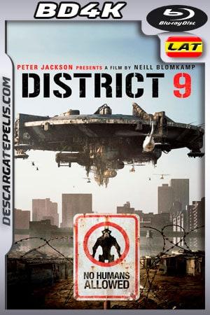 Sector 9 (2009) BD4K HDR Latino
