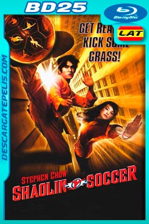 Shaolin Soccer (2001) 1080p BD25 Latino