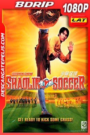 Shaolin Soccer (2001) US Version 1080p BDRip Latino