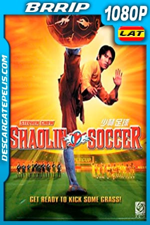 Shaolin Soccer (2001) US Version 1080p BRRip Latino