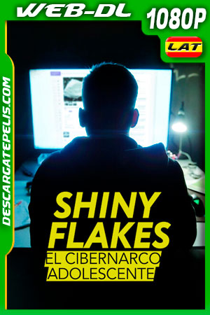 Shiny_Flakes: El cibernarco adolescente (2021) 1080p WEB-DL Latino