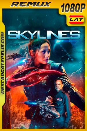 Skylines (2020) 1080p Remux Latino