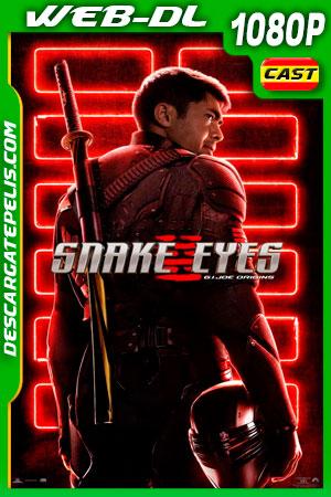 Snake Eyes: El origen (2021) 1080p WEB-DL AMZN