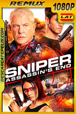 Sniper: El fin del asesino (2020) 1080p Remux Latino