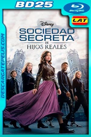 Sociedad Secreta De Hijos Reales (2020) BD25 Custom Latino