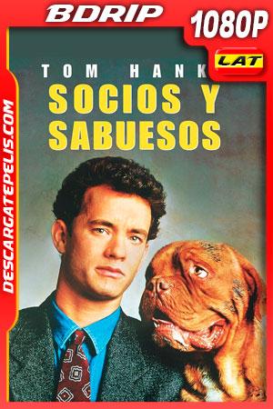 Socios y sabuesos (1989) 1080p BDrip Latino
