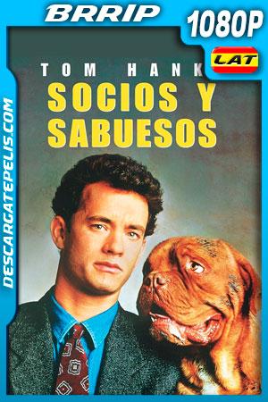 Socios y sabuesos (1989) 1080p BRrip Latino