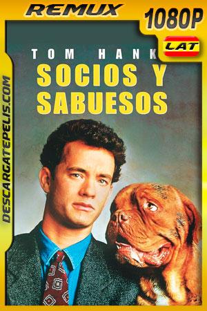 Socios y sabuesos (1989) 1080p Remux Latino