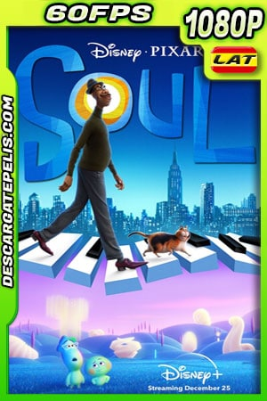 Soul (2020) 1080p 60FPS WEB-DL Latino