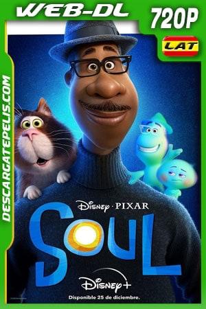 Soul (2020) 720p WEB-DL Latino