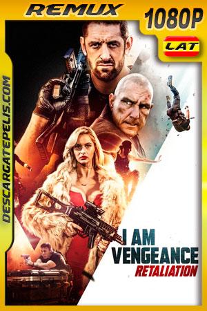 Soy Venganza: Represalia (2020) 1080p Remux Latino