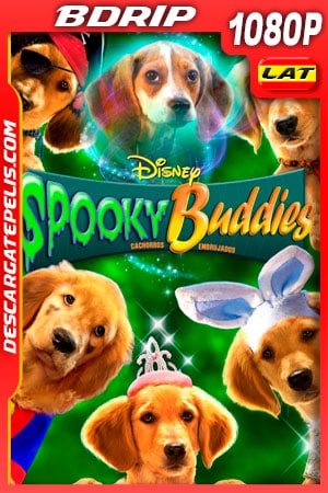 Spooky Buddies: Cachorros embrujados (2011) 1080p BDRip Latino