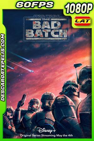 Star Wars: The Bad Batch (2021) Temporada 1 1080p 60FPS WEB-DL Latino