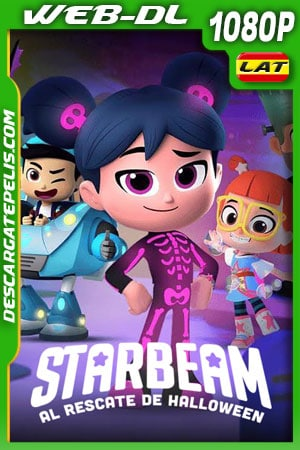 StarBeam: Al rescate de Halloween (2020) 1080p WEB-DL Latino