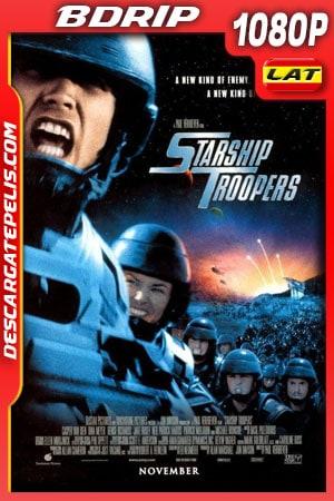 Starship Troopers (1997) 1080p BDrip Latino
