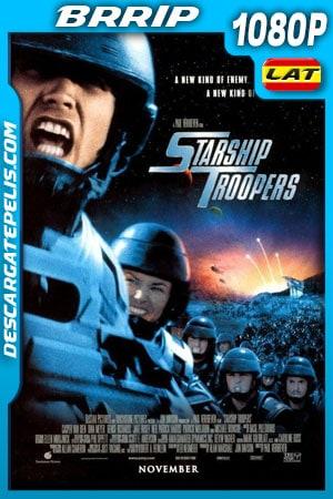 Starship Troopers (1997) 1080p BRrip Latino