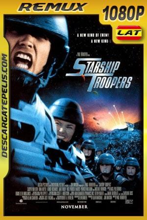 Starship Troopers (1997) 1080p Remux Latino