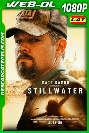 Stillwater (2021) 1080p AMZN WEB-DL Latino