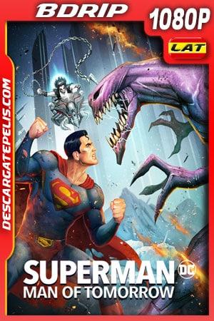 Superman: Hombre del mañana (2020) 1080p BDrip Latino