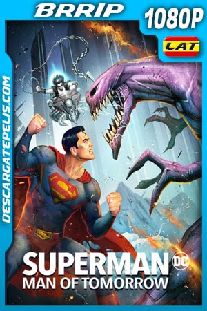 Superman: Hombre del mañana (2020) 1080p BRrip Latino