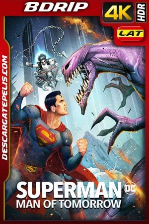 Superman: Hombre del mañana (2020) 4k BDrip HDR Latino