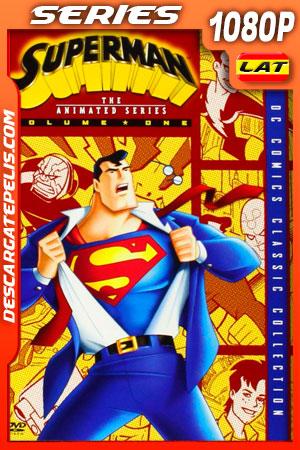 Superman: La Serie Animada (1996) Temporada 1 1080p WEB-DL Latino