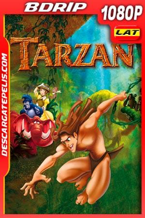Tarzán (1999) 1080P BDRip Latino – Ingles