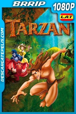 Tarzán (1999) 1080P BRRip Latino – Ingles
